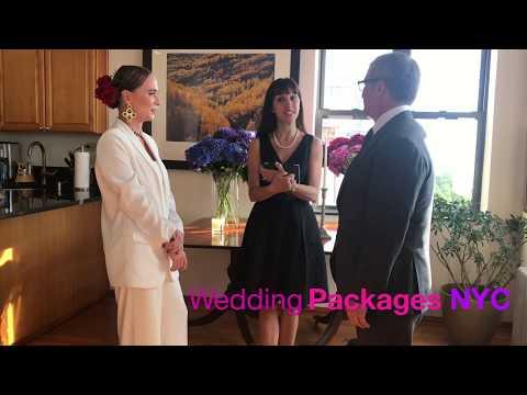 Ceremonia de matrimonio en Español en NYC
