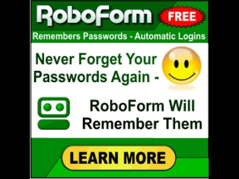 How To Use Roboform To Keep You Safe Online
