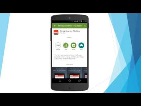 How to download Android app for smartphone or tablet