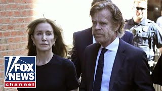 'The Five' debate whether Felicity Huffman's punishment fits her crime