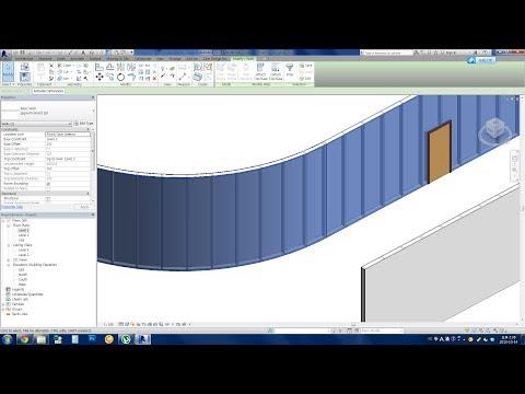 Revit Tips - Easy Stud Framing for Drywall