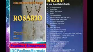 Lagu Katolik 23 Lagu Nyanyian Rohani Bunda Maria ROSARIO