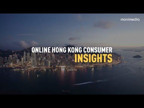 Hong Kong Online Consumer Insights