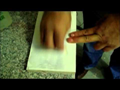 Frescoat removing Biro pen marks