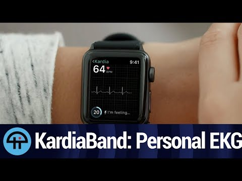 The First FDA-cleared EKG for Apple Watch
