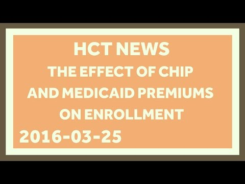Premiums for CHIP and Medicaid Lead to Lower Enrollment and Uninsured Kids