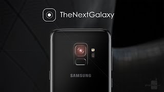 Samsung Galaxy S9 leaks out: new camera, full specs and features!