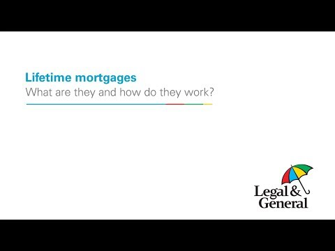 Lifetime mortgages - What are they and how do they work?