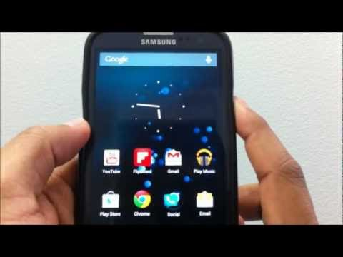 PARANOIDANDROID ROM 2.18 for AT&T Samsung Galaxy S3