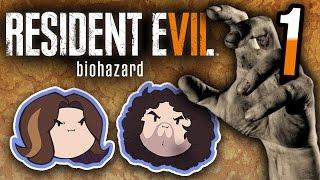 Resident Evil 7 - Biohazard VR: Arin the Big Scared Baby - PART 1 - Game Grumps