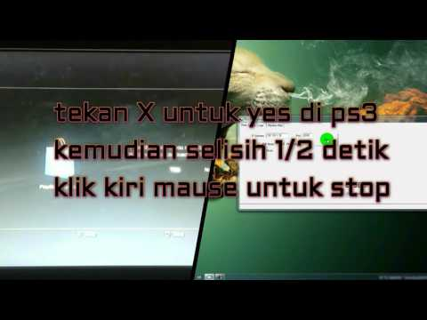new tutorial of ps3 proxy server(installing game on ps3 ofw) with english subtitle