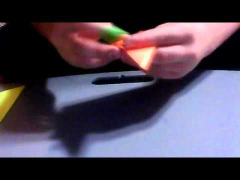 How to make Paper Louis Tomilson Carrots!!