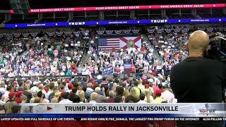 FULL EVENT: Donald Trump MASSIVE Rally in Jacksonville, FL 8/3/16