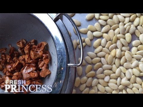 Chef Trick: How to Blanch Almonds  |  Fresh P