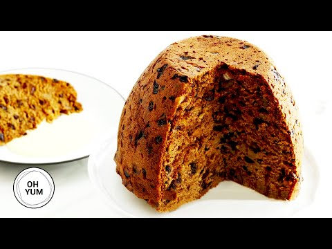 Grand Plum Pudding | Oh Yum with Anna Olson