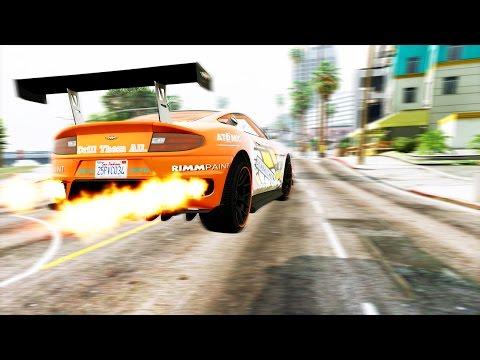 SECRET SUPER SPEED IN GTA 5! (GTA 5 ONLINE)