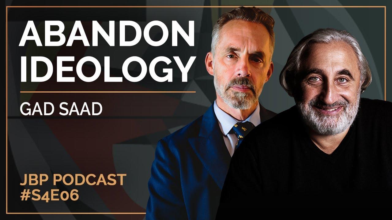 The Jordan B. Peterson Podcast - Season 4 Episode 6: Gad Saad: Infectious Ideas
