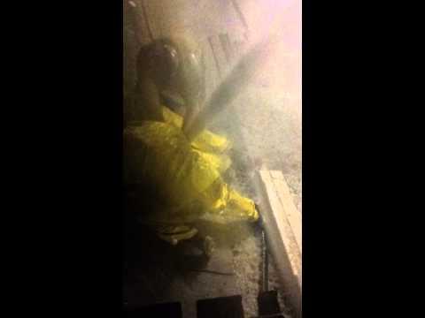 Check valve failure