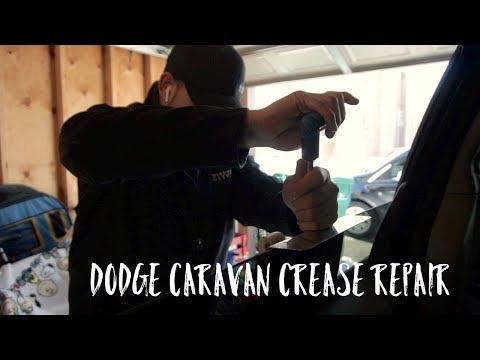 Dodge Grand Caravan Company Vehicle  | WindyCityDentRepair