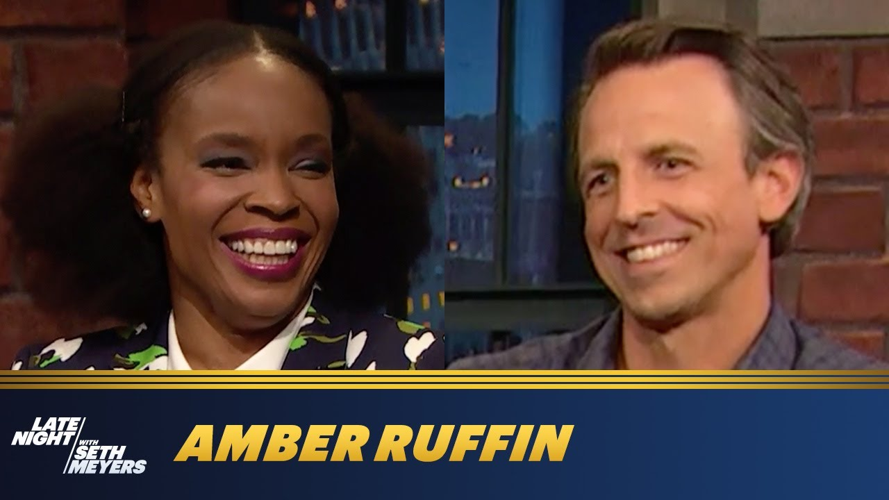 """Amber Ruffin Is Living Her Best """"14-Year-Old Boy"""" Life During Quarantine"""