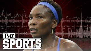 Venus Williams Crash 911 Call, Witness Tells Dispatch