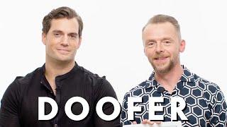 Henry Cavill and Simon Pegg Teach You English Slang | Vanity Fair