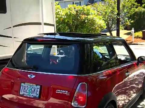 2006 Mini Cooper S Supercharged 6 spd manual flawless