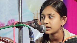 Shandar ho mera bharat young lady Mahila mandal Manikwada at Gadegaon Bhajan Spardha