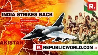 MASSIVE: Over 245 Jaish-E-Mohammed Terrorists Killed In IAF Strike: Sources | #IndiaStrikesPakistan