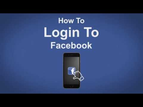 How to Login To Facebook - Facebook Tip #1