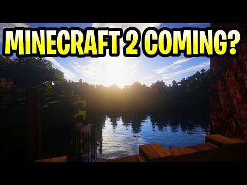 Minecraft 2 Rumors! New Version Coming To PS5, Xbox 2 & Switch 2?