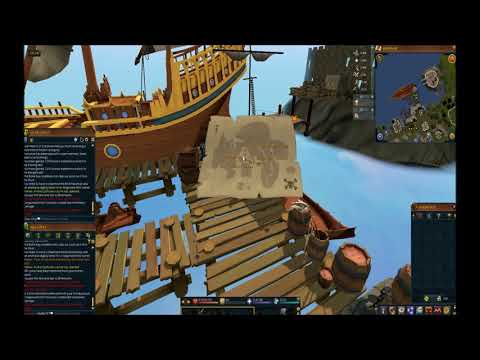 Runescape 3 - How to get into Shilo Village the fast way