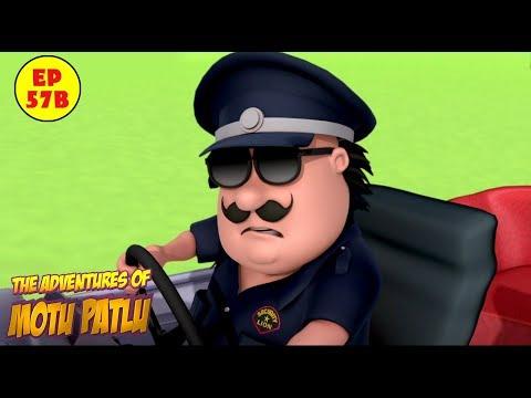 Motu Patlu | Old Car Auction | Funny Cartoon For Kids
