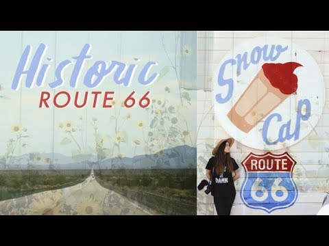 Route 66 Road Trip through Williams, Seligman, and Oatman AZ | Alli Cherry