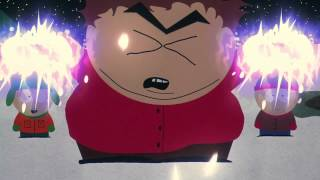 Scene taken from the ending of South Park - Bigger Longer & Uncut  Also check out this video response featuring the same scene http://youtu.be/Qipm2TTDCJk