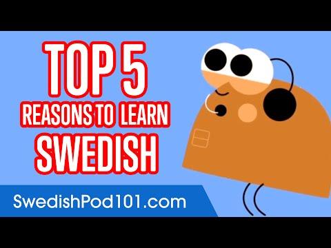 5 Reasons to Learn Swedish