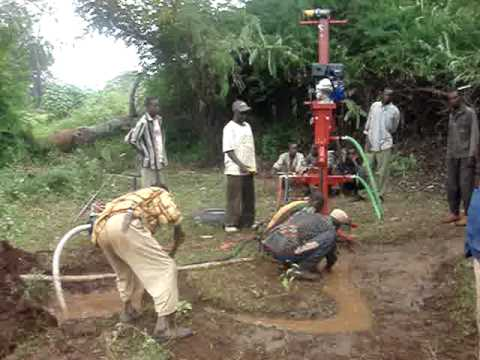 Rural Water Well project in Ethiopia