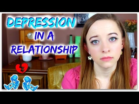 Depression:  In a Relationship ┃ Jill Stewardson