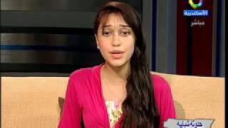 رانيا المصري...برنامج حدوتة شبابية 2014