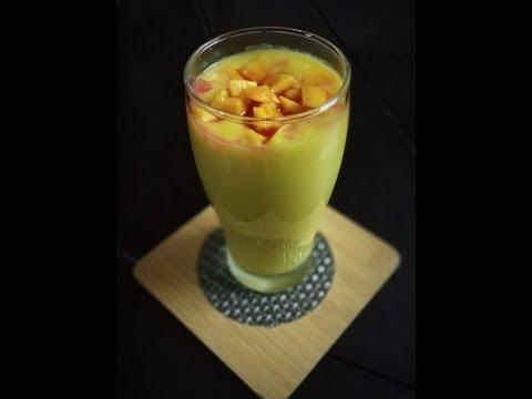 Mango Milkshake | Fresh Mango Shake | Beat The Heat