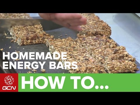 How To Make Your Own Energy Bars – Hannah Grant's Muesli Bars