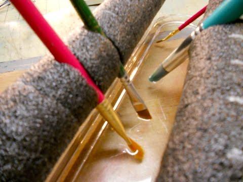 Mini Haul and DIY Brush Drying Rack