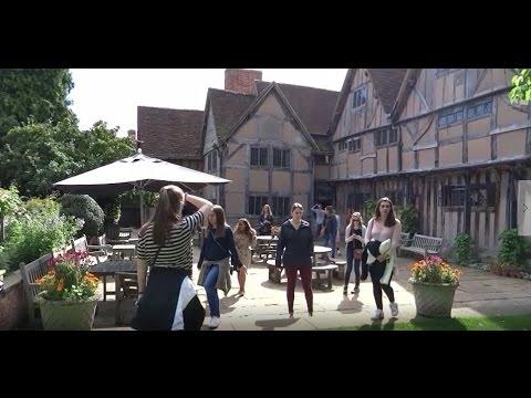 FIE London Fall 2016 Study Tour - Stratford Upon Avon