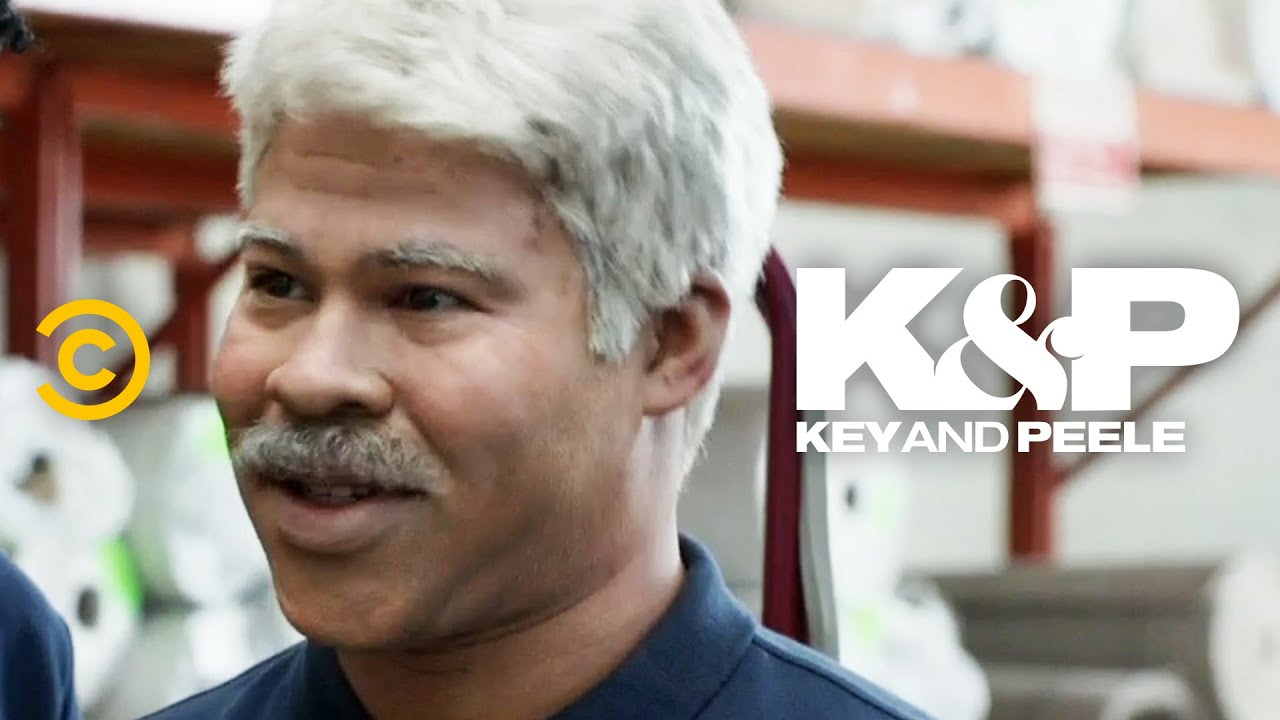 """The Most Awkward """"Undercover Boss"""" Ever - Key & Peele"""