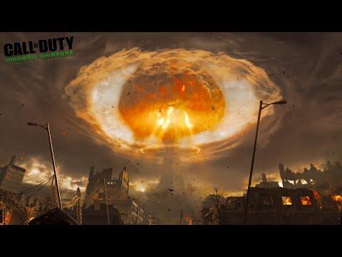 Call of Duty Modern Warfare Remastered - NUKE SCENE (1440p60fps)