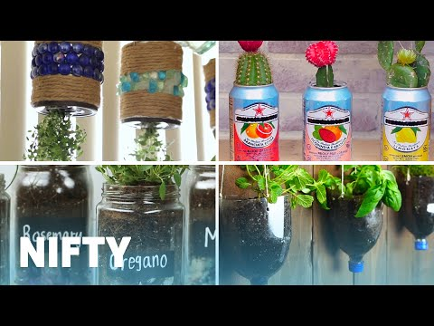 10 Garden Hacks For People Who Don't Have A Garden