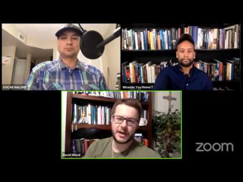 David Wood FAILS to explain the violence in the Bible? | James White responds