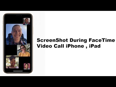 Capture Live Photo During FaceTime Video Call