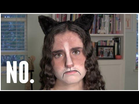 Grumpy Cat Makeup Tutorial | LuciaTepperBeauty