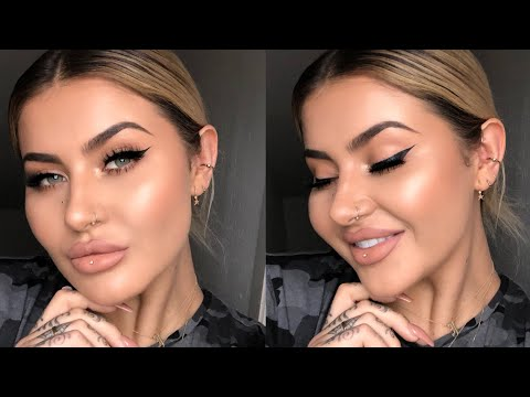 IN-DEPTH LONG LASTING EVERY DAY MAKEUP TUTORIAL